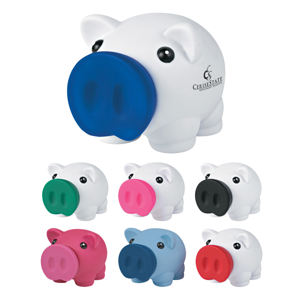 Custom Mini Prosperous Piggy Bank