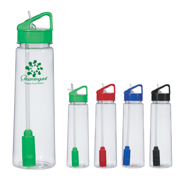 Custom 24 oz. Economy Filter Bottle