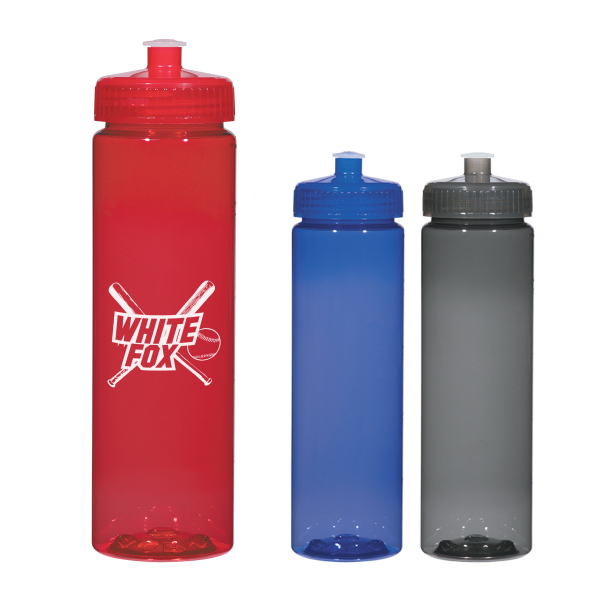 Imprinted 25 oz. Freedom Bottle