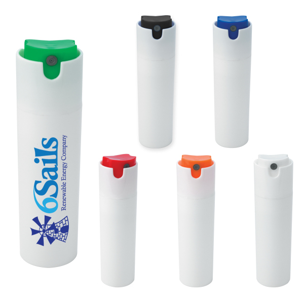 Printed Hand Sanitizer Spray Pump