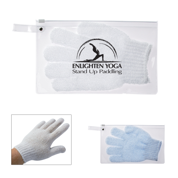 Promotional Scrub-A-Dub Bath Glove