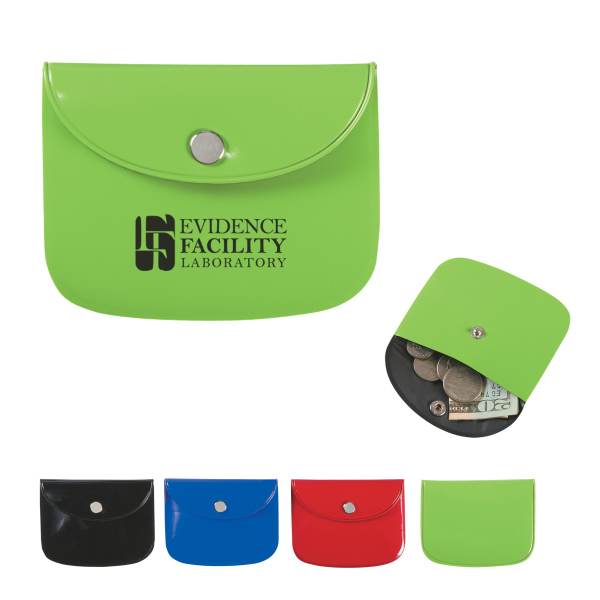 Promotional Voyager Coin Pouch