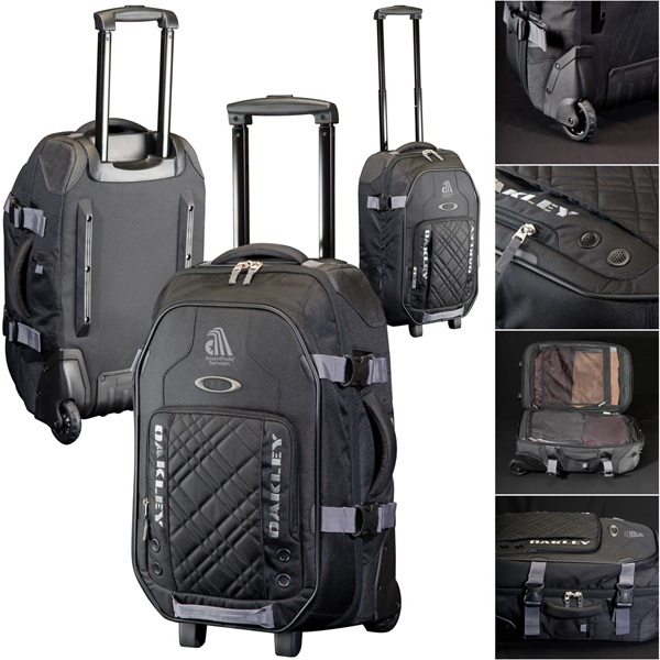 Customized Oakley Carry On Roller Bag