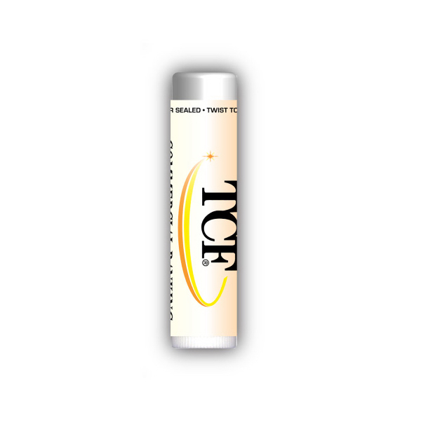 Printed Natural SPF 15 Lip Balm (Vanilla)
