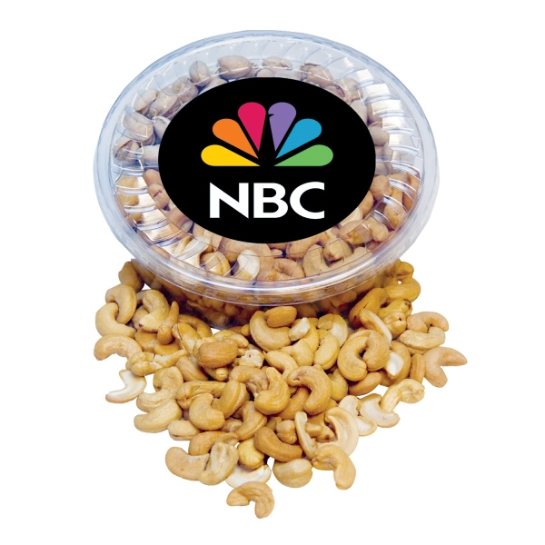 Promotional Designer Plastic Tray with Cashews & Pistachio Nuts