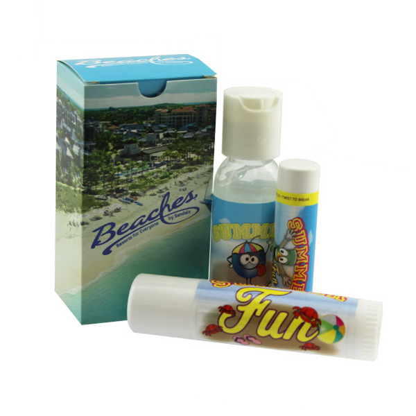 Customized Suncare Kit