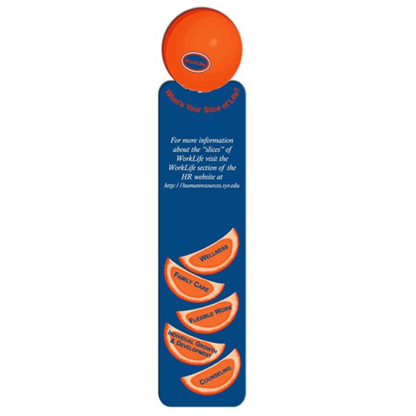 Printed Ball Bookmark Digital