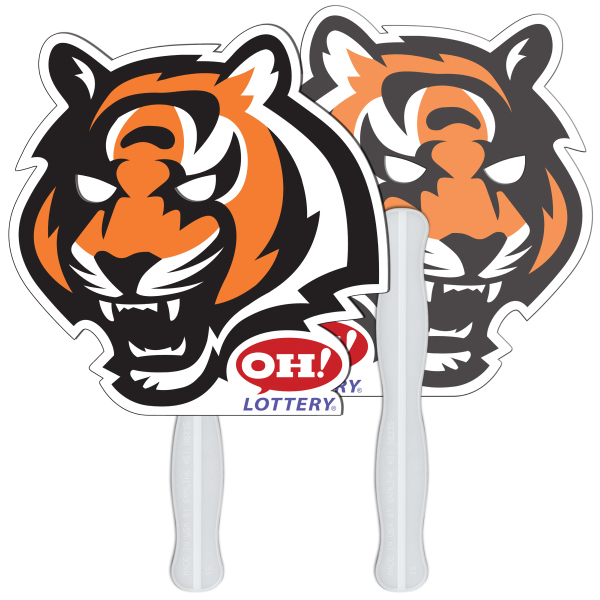 Customized Tiger fast fan