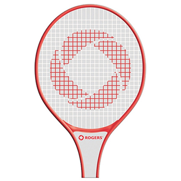 Personalized Racket window sign