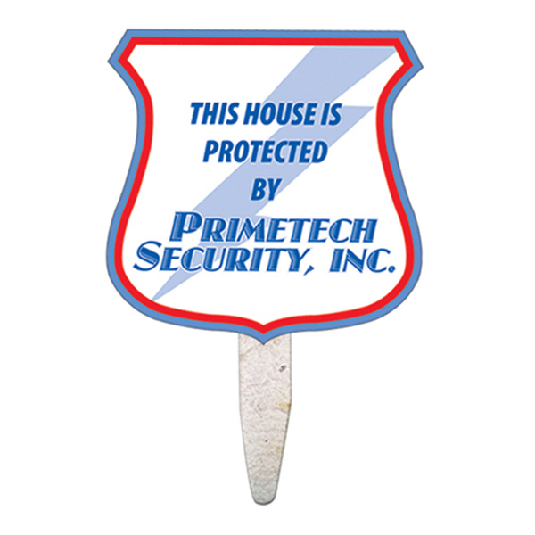 Promotional Shield seed stick mini fan