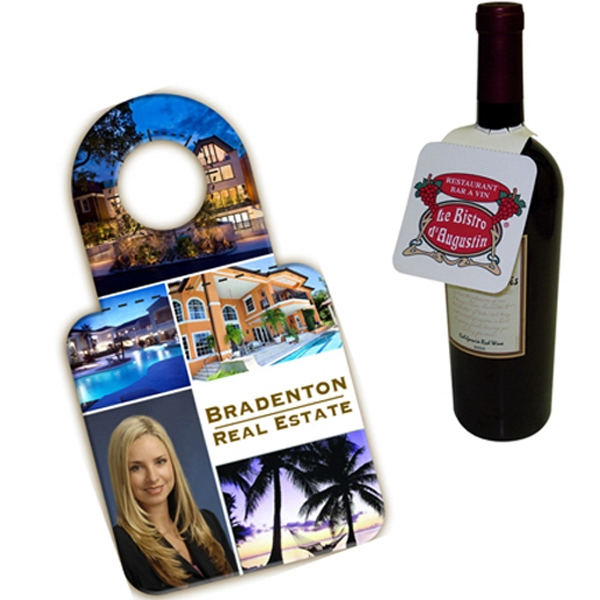 Customized Wine Bottle Hanger