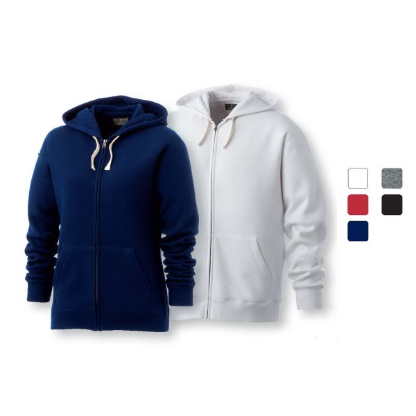 Imprinted Huron Fleece Full Zip Hoody