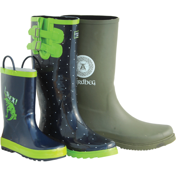 Promotional Wet Wellies
