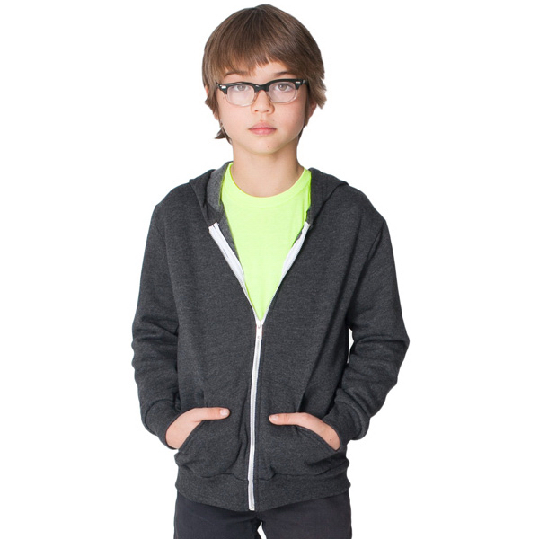 Promotional Youth Flex Fleece Zip Hoody