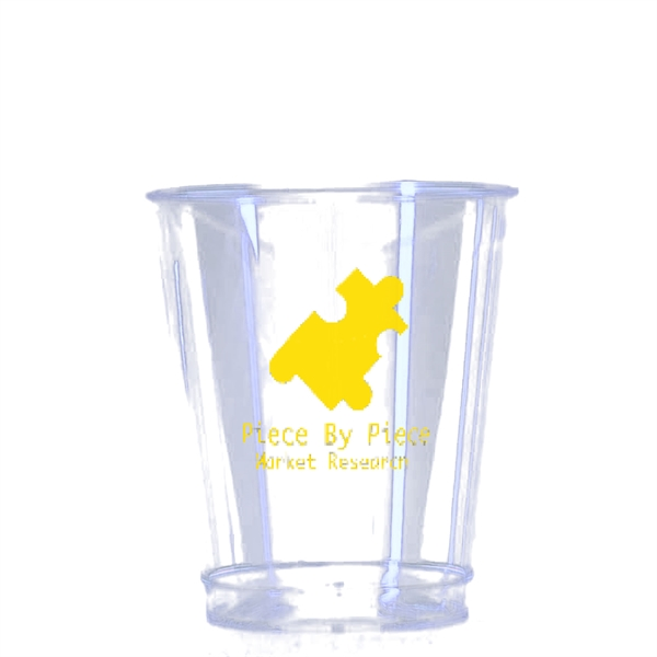 Customized 5 oz. Plastic Tumbler