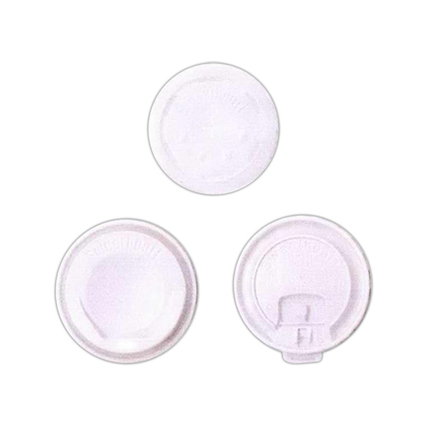 Promotional Tear Tab Lid for 10 oz. Trophy(R) Cup
