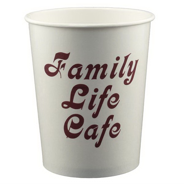 Personalized 32 oz Paper Food Container