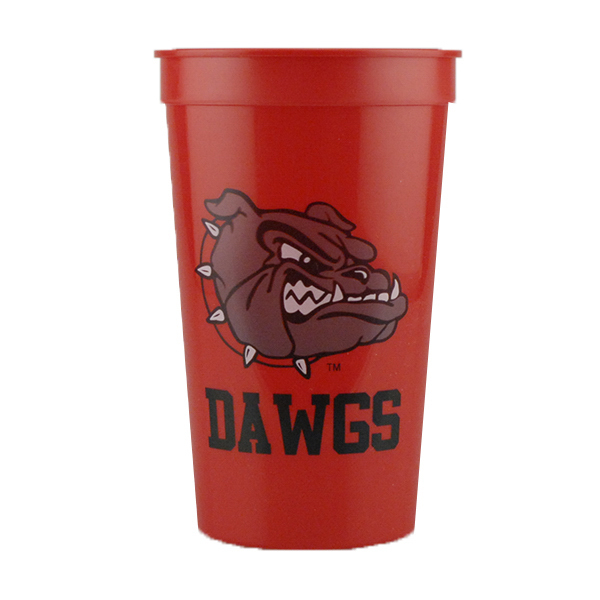 Promotional 22 oz. Stadium Cup