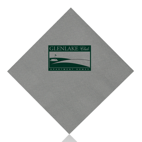Personalized Color Luncheon Napkins