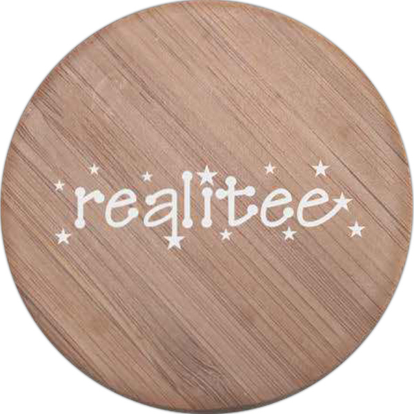 Personalized Bamboo mirror