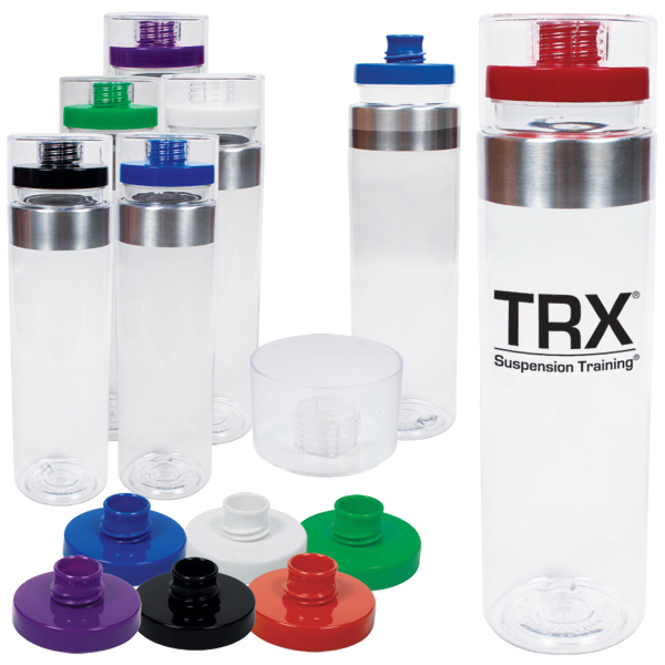 Customized 32oz Mirage Top Tritan Water Bottle