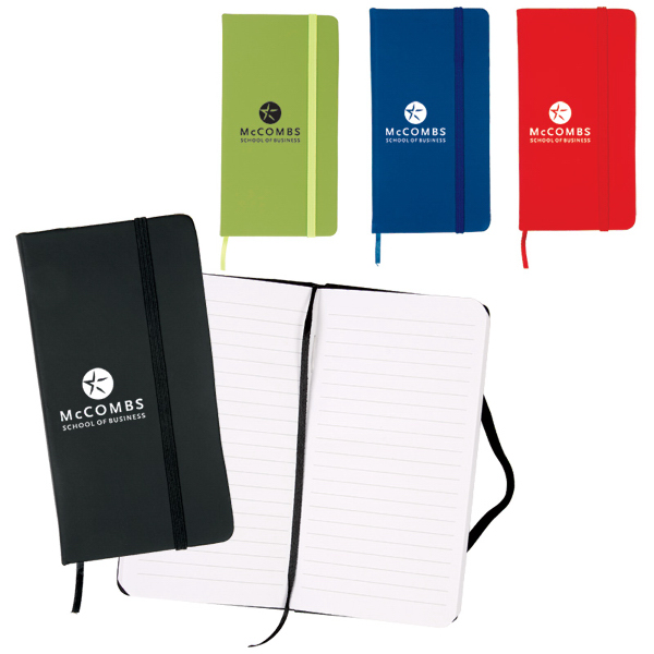 Promotional Comfort Touch Bound Journal