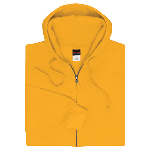 Personalized Full-zip hoodie