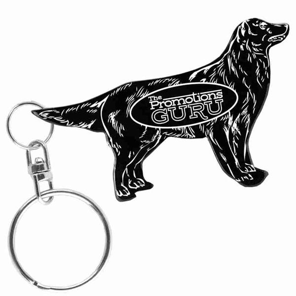 Printed Dog K9 Bottle Openers/Key Chains