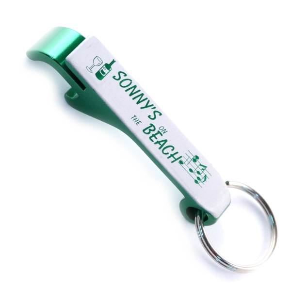 Personalized Flat Bottle Openers/Key Chains