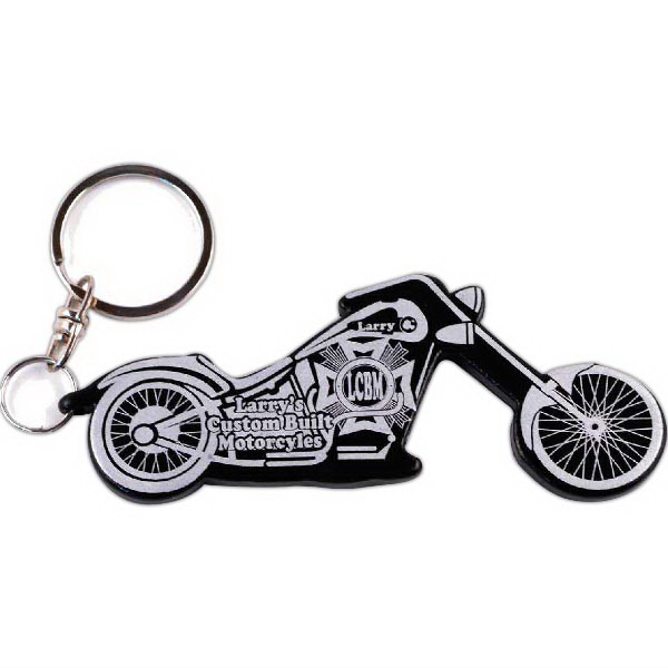 Custom Motorcycle Chopper Bottle Openers/Key Chains