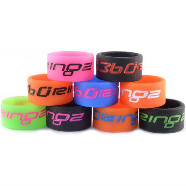 "Customized 1/2"" Color Filled Wristbands"