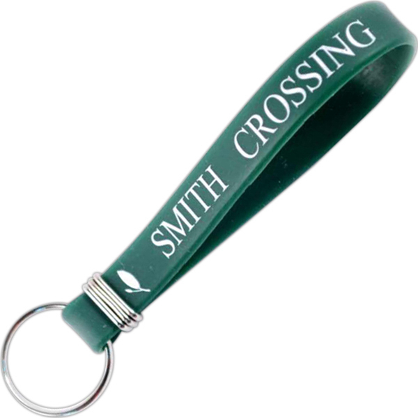 Printed Printed Key Chain