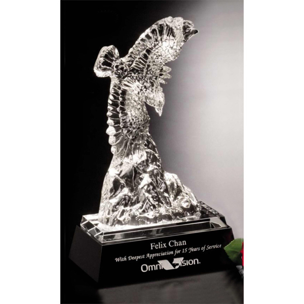 Imprinted Spirit Eagle Award