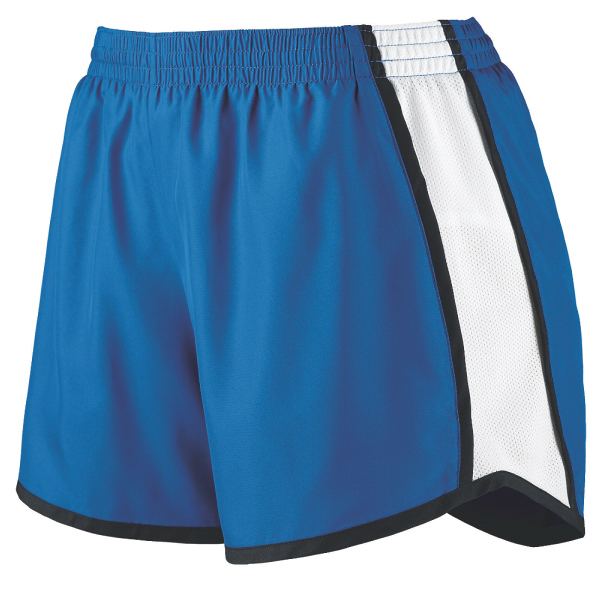 Personalized Girls junior fit team shorts