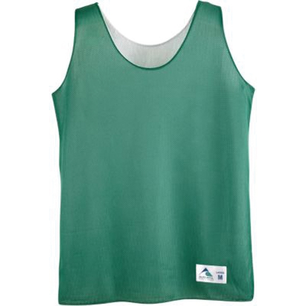 Customized Youth mini mesh league tank top