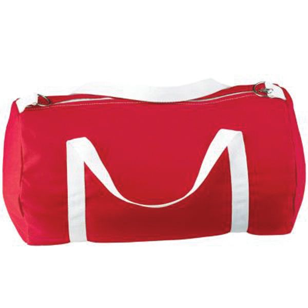 Personalized Small canvas sport bag