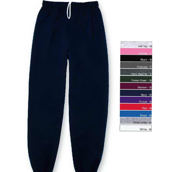 Printed Gildan (R) Heavy Blend (TM) Adult Sweatpants