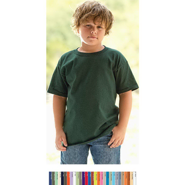 Customized Gildan Ultra Cotton (TM) Youth Tee