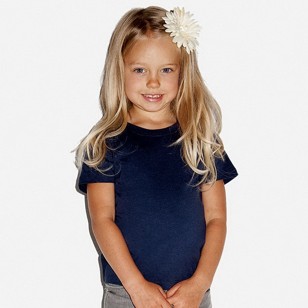 Customized Bella + Canvas Toddler Short Sleeve Jersey Tee