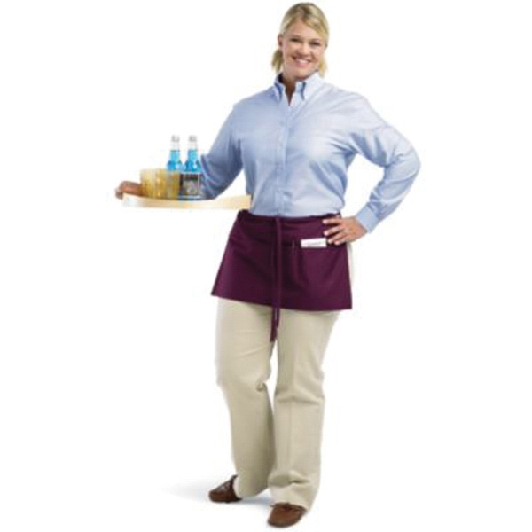 Imprinted Oversized waist apron