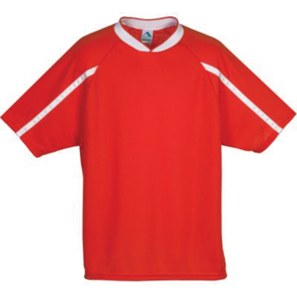 Promotional Youth wicking mesh athletic jersey