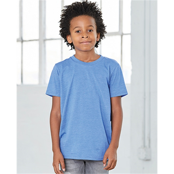 Personalized Bella + Canvas Youth Short Sleeve Tee