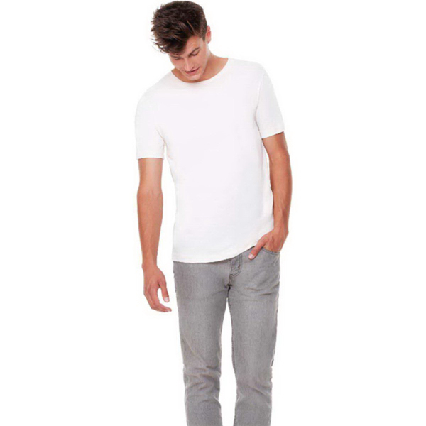 Printed Bella + Canvas Men's Organic Jersey Tee