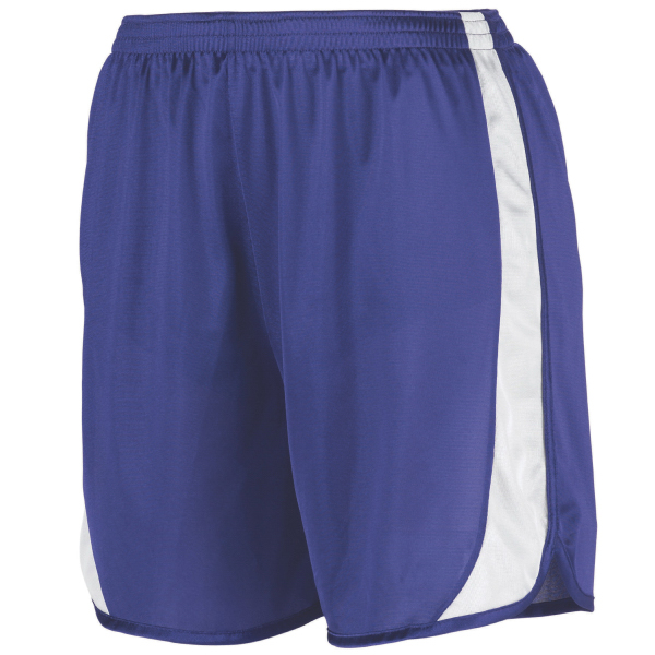 Custom Youth wicking track shorts