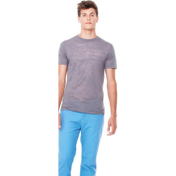 Imprinted Bella + Canvas Men's Burnout Tee