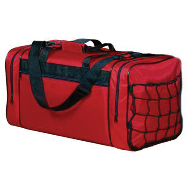 Personalized Gear bag with net