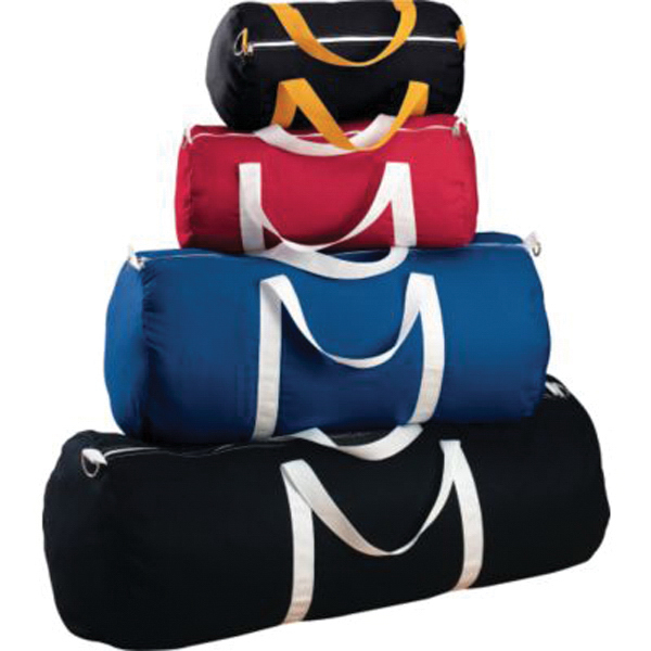 Promotional Jumbo canvas sport bag