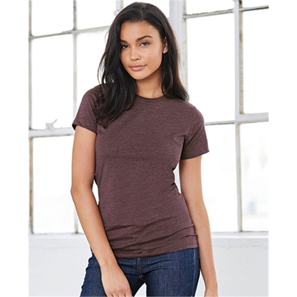 Printed Bella + Canvas Women's Favorite Tee