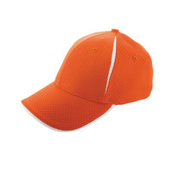 Customized Sport flex color block athletic mesh cap