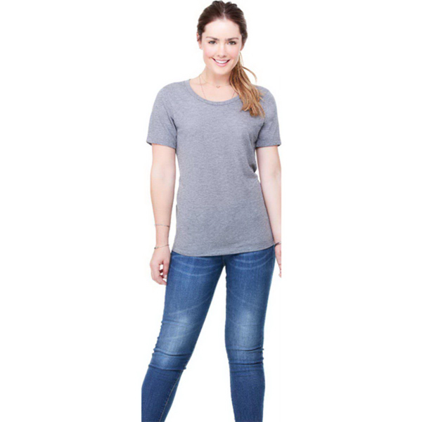 Promotional Bella + Canvas Missy Short Sleeve Scoop Neck Tee